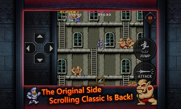 Ghosts'n Goblins MOBILE Ekran Görüntüleri - 3