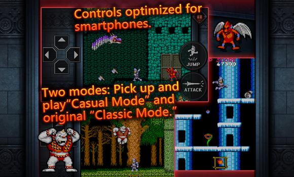 Ghosts'n Goblins MOBILE Ekran Görüntüleri - 2