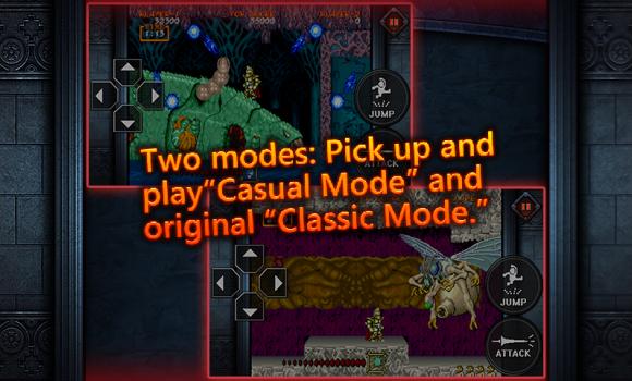 Ghouls'n Ghosts MOBILE Ekran Görüntüleri - 1