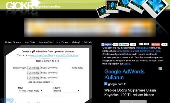 Gickr Ekran Görüntüleri - 1