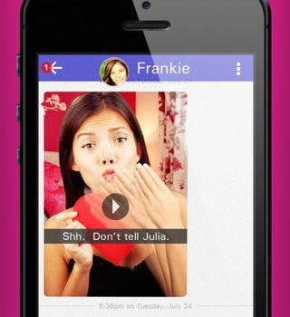 GIF Chat Ekran Görüntüleri - 1