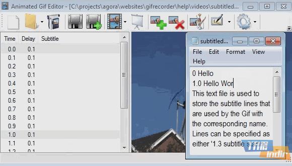 GIF Recorder Ekran Görüntüleri - 2