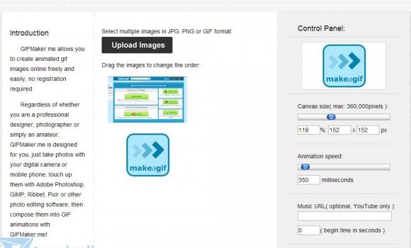 GIFMaker.Me Ekran Görüntüleri - 1