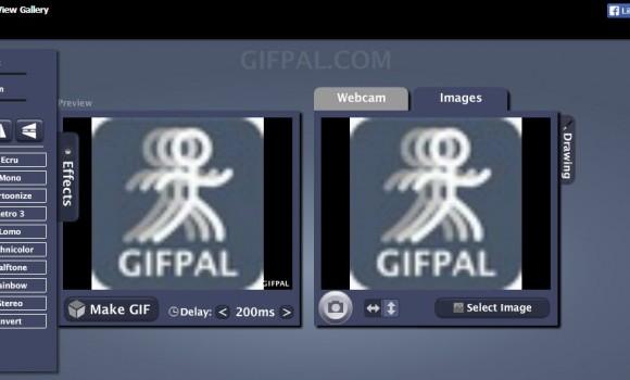 GIFPal Ekran Görüntüleri - 1