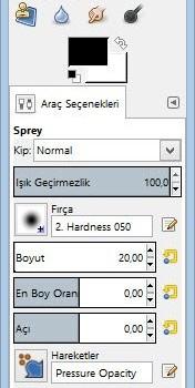 GIMP Ekran Görüntüleri - 5