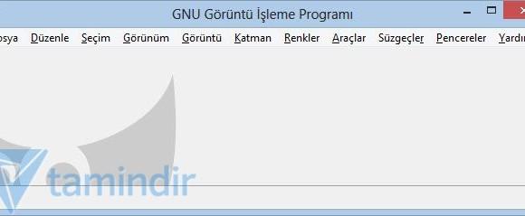GIMP Ekran Görüntüleri - 4