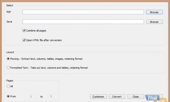 GIRDAC PDF Converter Ekran Görüntüleri - 2