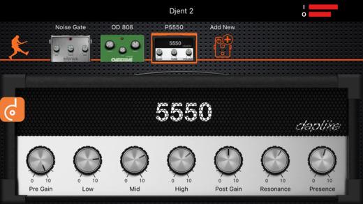 Gitar Amfi & Efekt - Deplike Ekran Görüntüleri - 3
