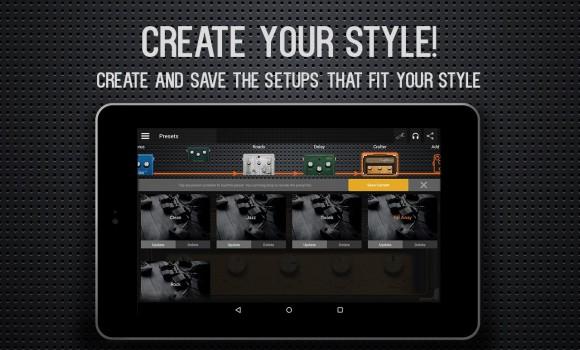 Gitar Amfi & Efekt - Deplike Ekran Görüntüleri - 5