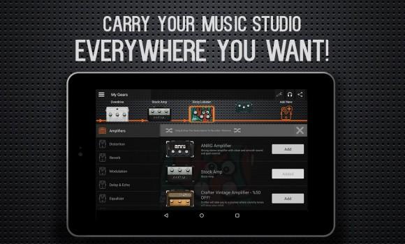 Gitar Amfi & Efekt - Deplike Ekran Görüntüleri - 4