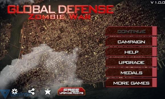 Global Defense: Zombie War Ekran Görüntüleri - 8
