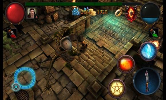 Glory Warrior: Lord of Darkness Ekran Görüntüleri - 2