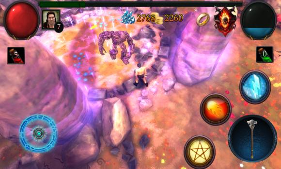 Glory Warrior: Lord of Darkness Ekran Görüntüleri - 4