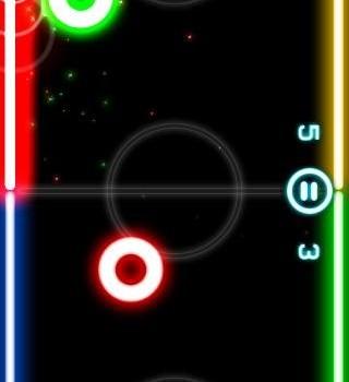 Glow Hockey Ekran Görüntüleri - 2