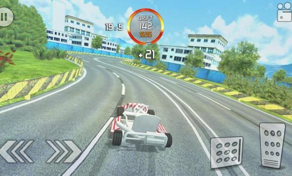 Go Kart Drift Racing Ekran Görüntüleri - 3