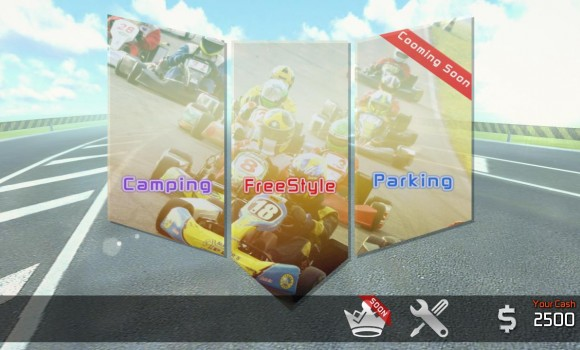 Go Kart Drift Racing Ekran Görüntüleri - 2