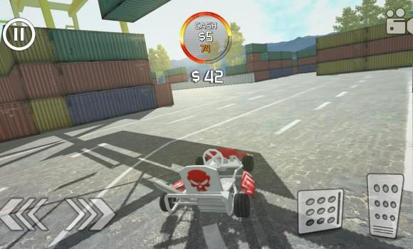 Go Kart Drift Racing Ekran Görüntüleri - 1