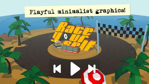 Go RACE Yourself Ekran Görüntüleri - 5