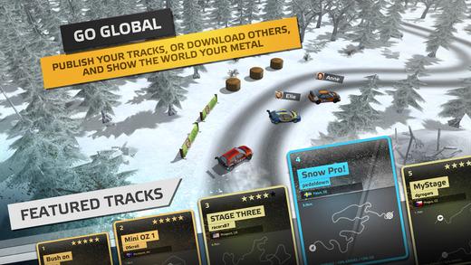 Go Rally Ekran Görüntüleri - 1