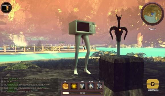 Goat Simulator MMO Simulator Ekran Görüntüleri - 7