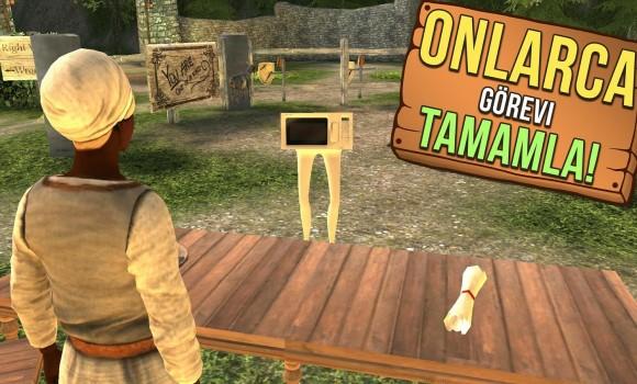 Goat Simulator MMO Simulator Ekran Görüntüleri - 4