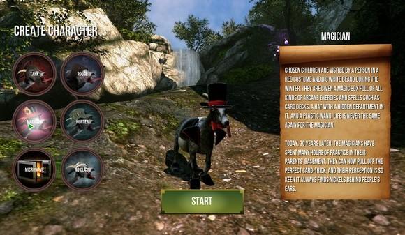 Goat Simulator MMO Simulator Ekran Görüntüleri - 5