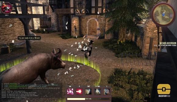 Goat Simulator MMO Simulator Ekran Görüntüleri - 3