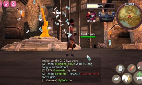 Goat Simulator MMO Simulator Ekran Görüntüleri - 1