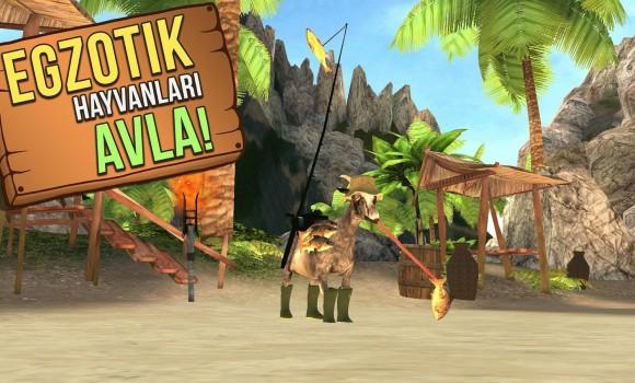 Goat Simulator MMO Simulator Ekran Görüntüleri - 2