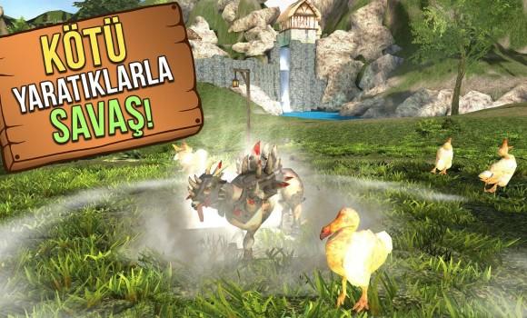 Goat Simulator MMO Simulator Ekran Görüntüleri - 6