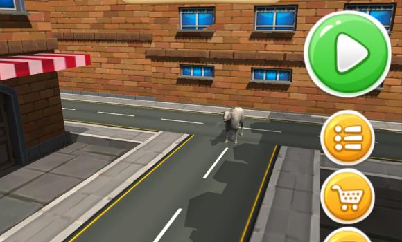 Goat Simulator The Run Ekran Görüntüleri - 2