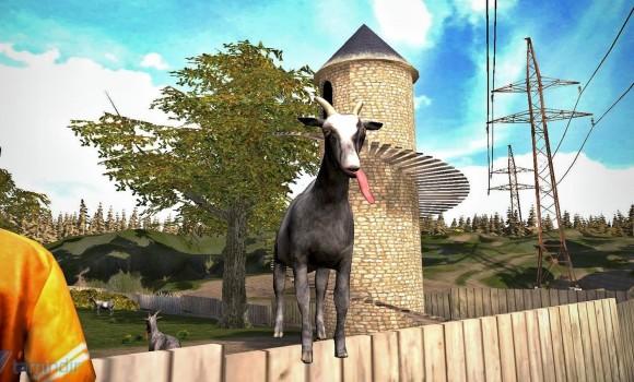 Goat Simulator Ekran Görüntüleri - 5