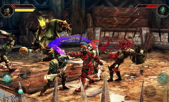 Godfire: Rise of Prometheus Ekran Görüntüleri - 8