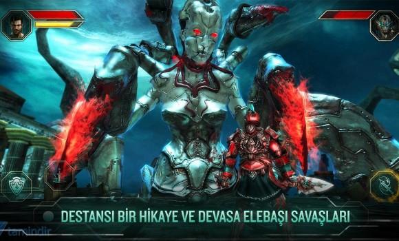 Godfire: Rise of Prometheus Ekran Görüntüleri - 7