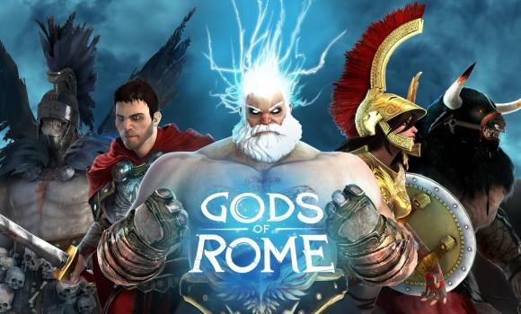 Gods of Rome Ekran Görüntüleri - 5