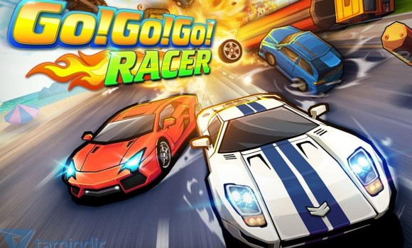 Go!Go!Go!:Racer Ekran Görüntüleri - 6