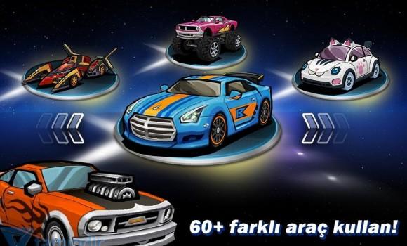 Go!Go!Go!:Racer Ekran Görüntüleri - 2