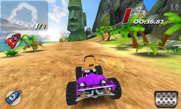 GoKart Yarışı 3D Ekran Görüntüleri - 5