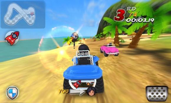 GoKart Yarışı 3D Ekran Görüntüleri - 2