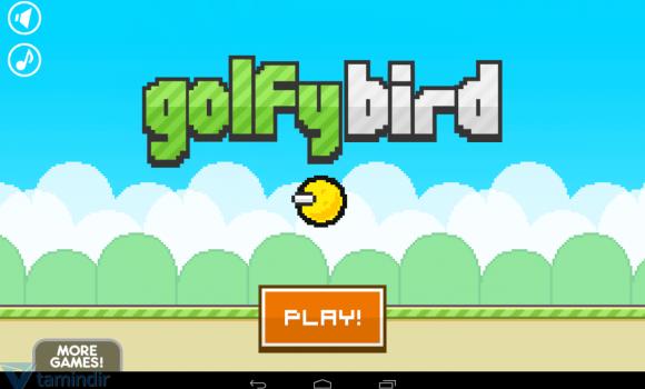 Golfy Bird Ekran Görüntüleri - 4