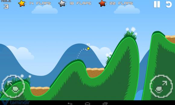 Golfy Bird Ekran Görüntüleri - 2