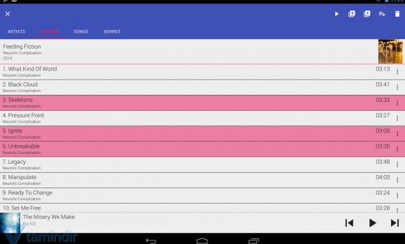 GoneMAD Music Player Ekran Görüntüleri - 11