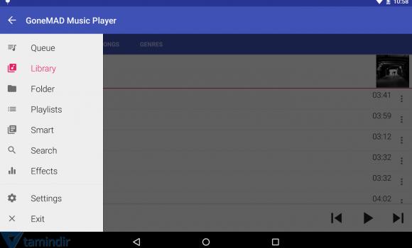 GoneMAD Music Player Ekran Görüntüleri - 9