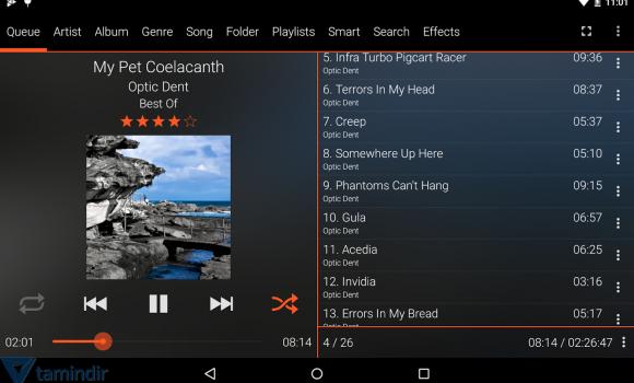 GoneMAD Music Player Ekran Görüntüleri - 8