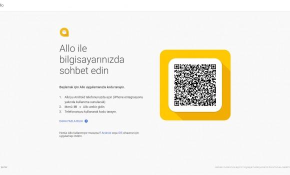 Google Allo Ekran Görüntüleri - 2