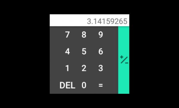 Google Calculator Ekran Görüntüleri - 2