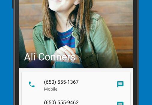 Google Contacts Ekran Görüntüleri - 5
