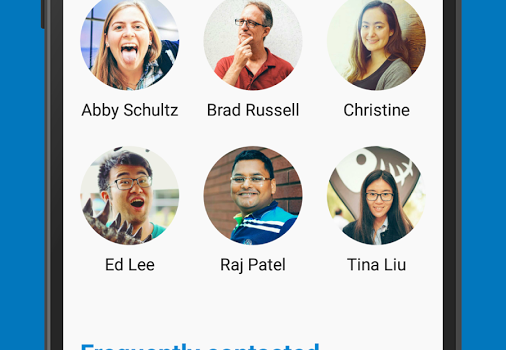 Google Contacts Ekran Görüntüleri - 4