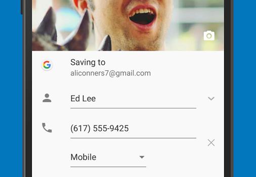 Google Contacts Ekran Görüntüleri - 2