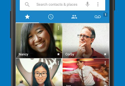 Google Phone Ekran Görüntüleri - 1